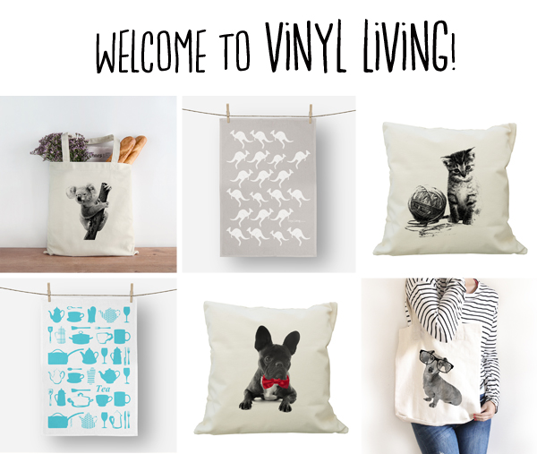 Welcome to Vinyl Living!