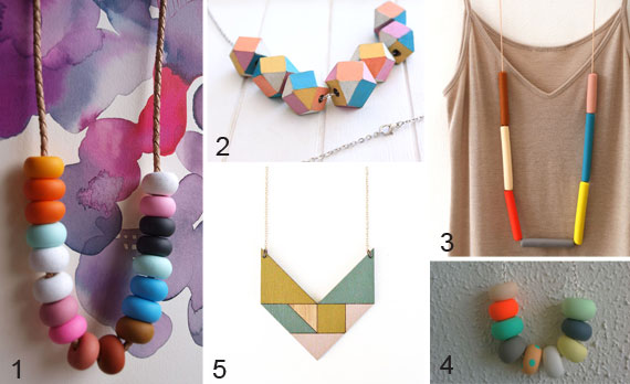 Beaded-Necklaces