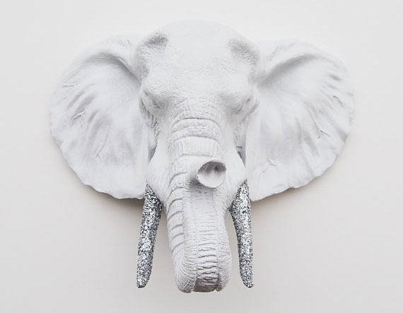 Elephant-Head-Wall-Decor