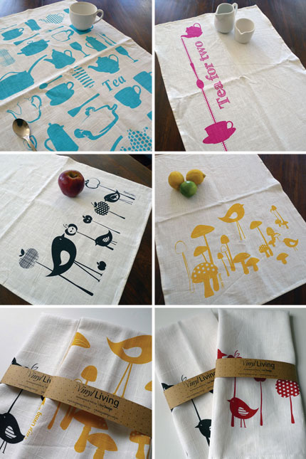 Tea-Towels