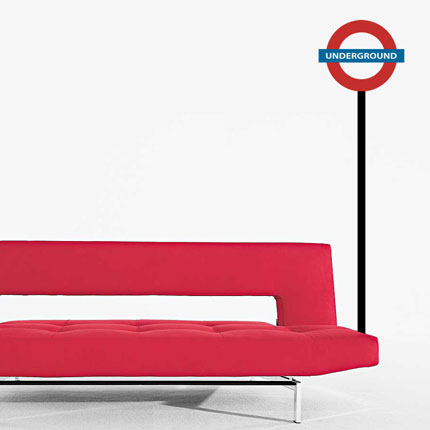 London Underground Wall Decal