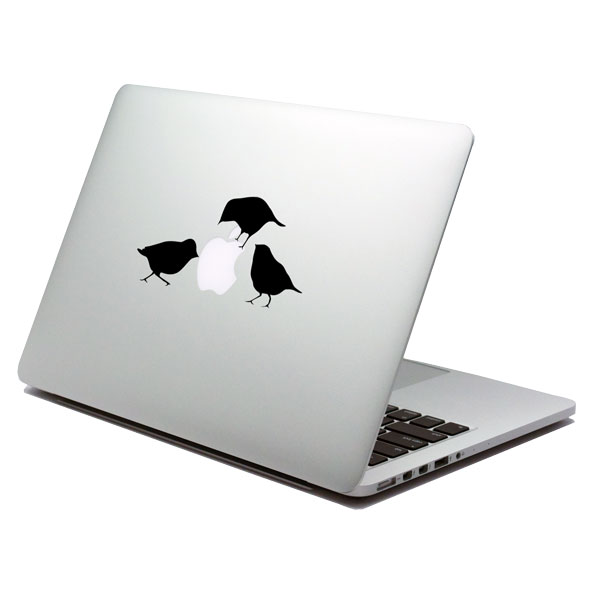 Birds Laptop Decal