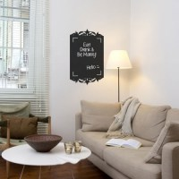 Reusable Chalkboard Frame Wall Decal Image 0