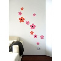 Cherry Blossoms Wall Decal Image 0