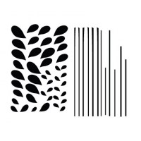Growing Leaves Wall Decal Image 1