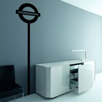 London Underground Wall Decal Image 2