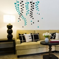 Wisteria Wall Decal Image 0