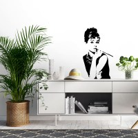 Audrey Wall Decal Image 0