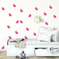 Mini Bunnies Wall Decal Image 1