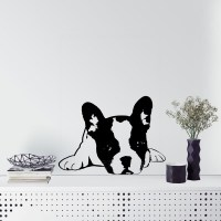 French Bulldog Wall Decal Image 0