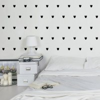 Hearts Wall Decal Image 1