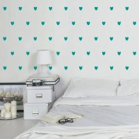 Hearts Wall Decal Image 2