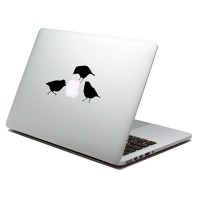 Birds Laptop Decal Image 0