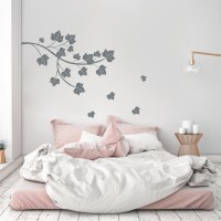 Maple Branch Wall Decal Image 0