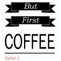 But First Coffee Wall Decal Image 3