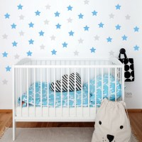 Kids Stars Wall Decal Image 0
