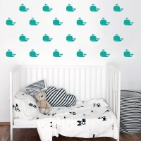 Whales Wall Decal Image 1