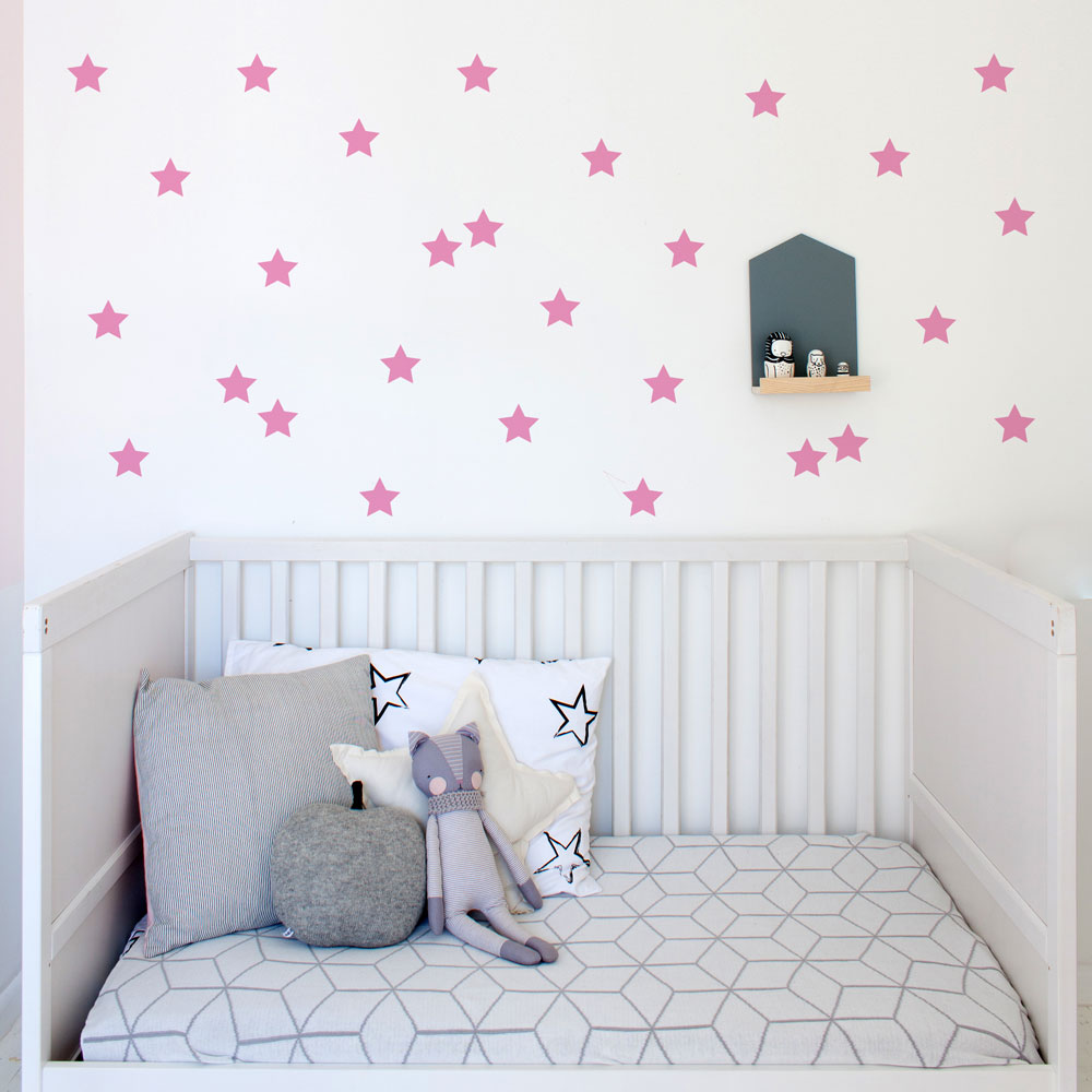 ... Kids Stars Wall Decal Image 1 ...