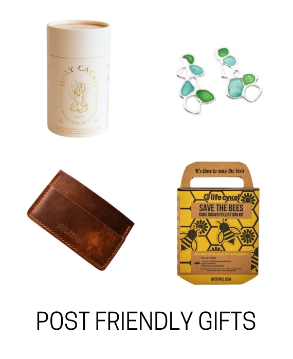 POST FRIENDLY GIFTS