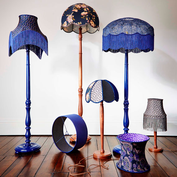 Zoe Darlington Lamps