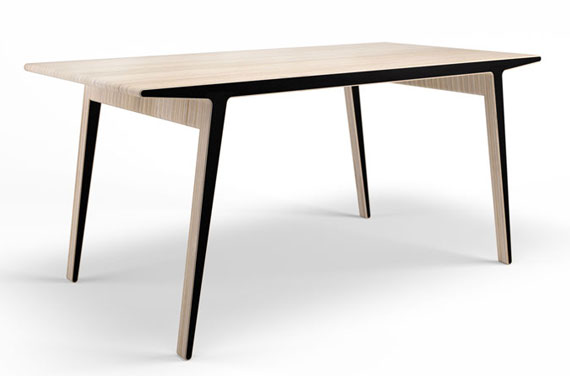 Plywood-Table