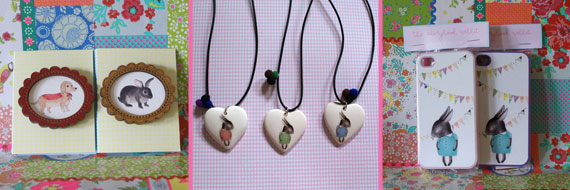 Porcelain-Pendants-and-Brooches