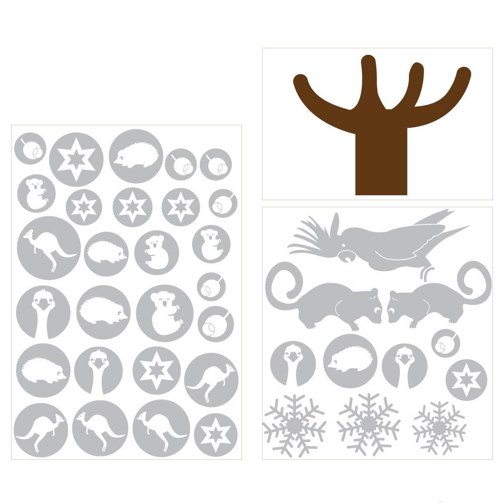 Christmas Designs: Australian Christmas Tree - Vinyldesign