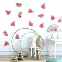 Fabric-Watermelons-Wall-Decal