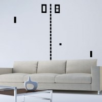 Pong_Wall_Decal