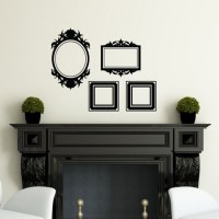 Set of Frames Wall Decal