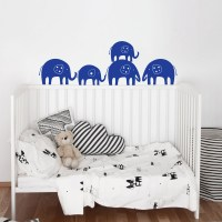 Elephants_Trail_Wall Decal