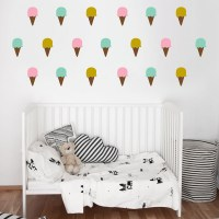 Ice Creams Wall Decal