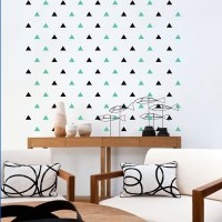 triangles-black-mint